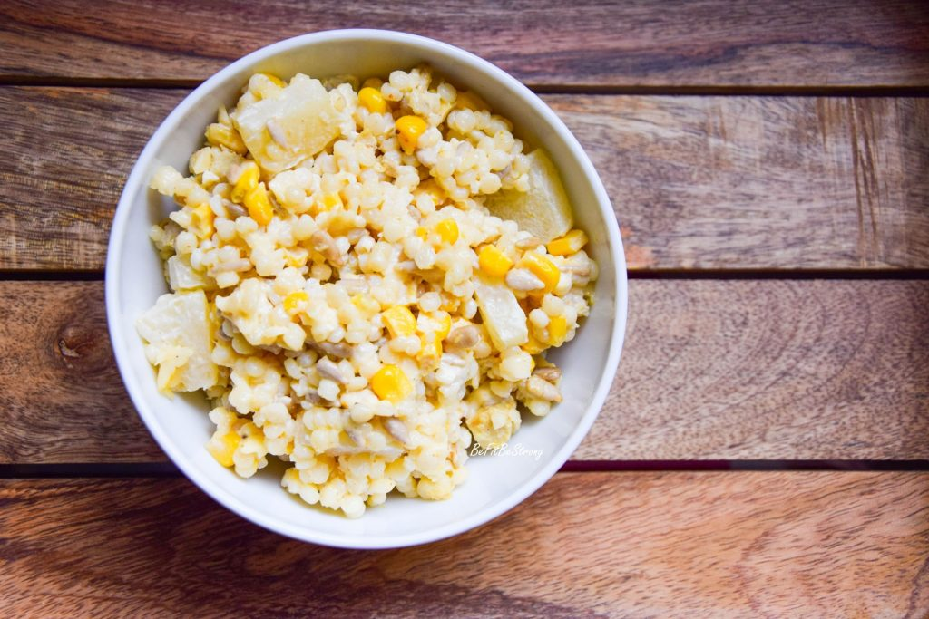 Salatka Makaronowa Z Kurczakiem I Ananasem Kulinaria Zblogowani