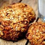 Ciasteczka śniadaniowe – granola cookies